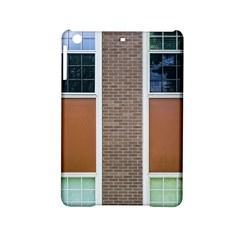 Pattern Symmetry Line Windows Ipad Mini 2 Hardshell Cases