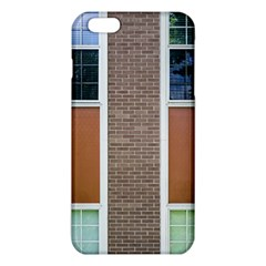 Pattern Symmetry Line Windows iPhone 6 Plus/6S Plus TPU Case