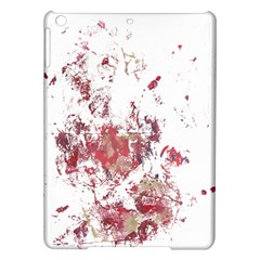 Abstract Reds iPad Air Hardshell Cases