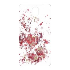Abstract Reds Samsung Galaxy Note 3 N9005 Hardshell Back Case