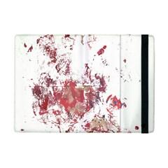 Abstract Reds iPad Mini 2 Flip Cases