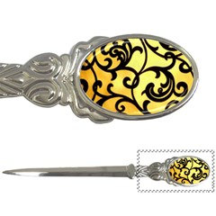 Texture Pattern Beautiful Bright Letter Openers