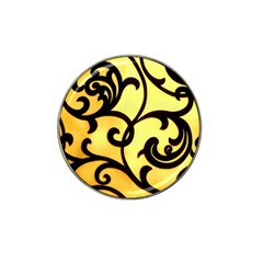 Texture Pattern Beautiful Bright Hat Clip Ball Marker (10 pack)