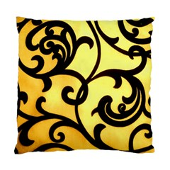 Texture Pattern Beautiful Bright Standard Cushion Case (one Side)