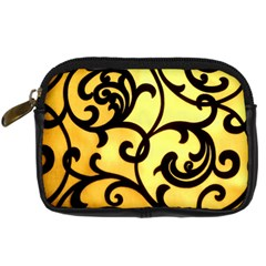 Texture Pattern Beautiful Bright Digital Camera Cases