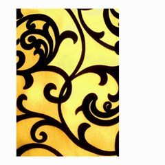 Texture Pattern Beautiful Bright Small Garden Flag (Two Sides)