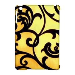 Texture Pattern Beautiful Bright Apple Ipad Mini Hardshell Case (compatible With Smart Cover)