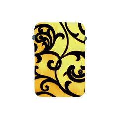 Texture Pattern Beautiful Bright Apple Ipad Mini Protective Soft Cases