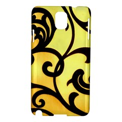 Texture Pattern Beautiful Bright Samsung Galaxy Note 3 N9005 Hardshell Case