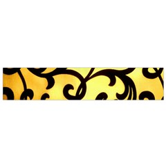 Texture Pattern Beautiful Bright Flano Scarf (small)