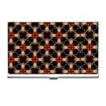 Kaleidoscope Image Background Business Card Holders Front