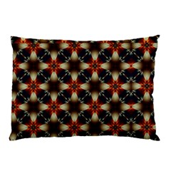 Kaleidoscope Image Background Pillow Case (two Sides)