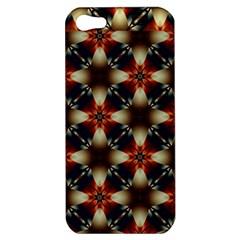 Kaleidoscope Image Background Apple iPhone 5 Hardshell Case