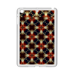 Kaleidoscope Image Background iPad Mini 2 Enamel Coated Cases