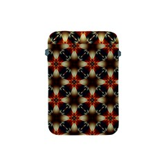 Kaleidoscope Image Background Apple Ipad Mini Protective Soft Cases