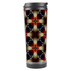 Kaleidoscope Image Background Travel Tumbler