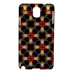 Kaleidoscope Image Background Samsung Galaxy Note 3 N9005 Hardshell Case