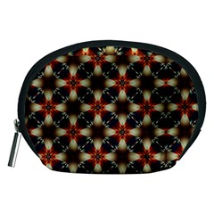 Kaleidoscope Image Background Accessory Pouches (medium)
