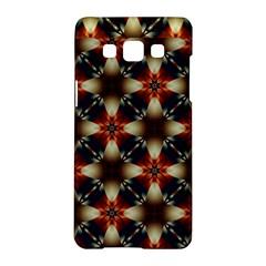 Kaleidoscope Image Background Samsung Galaxy A5 Hardshell Case