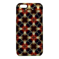 Kaleidoscope Image Background iPhone 6/6S TPU Case