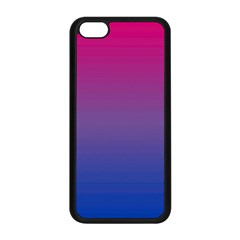 Bi Rainbow Apple iPhone 5C Seamless Case (Black)