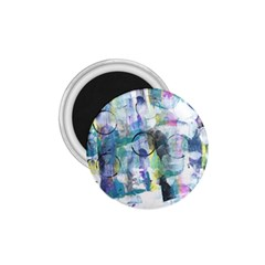 Background Color Circle Pattern 1 75  Magnets