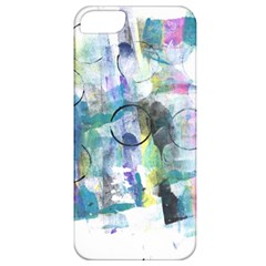 Background Color Circle Pattern Apple Iphone 5 Classic Hardshell Case