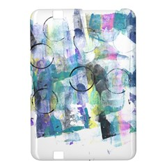 Background Color Circle Pattern Kindle Fire Hd 8 9