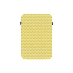 Pattern Yellow Heart Heart Pattern Apple iPad Mini Protective Soft Cases