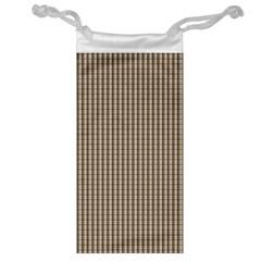Pattern Background Stripes Karos Jewelry Bag