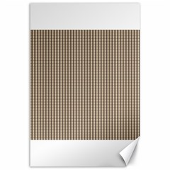 Pattern Background Stripes Karos Canvas 24  X 36
