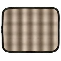 Pattern Background Stripes Karos Netbook Case (large)