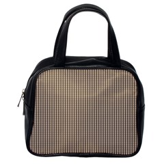 Pattern Background Stripes Karos Classic Handbags (one Side)