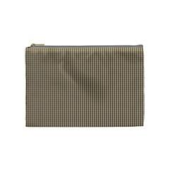 Pattern Background Stripes Karos Cosmetic Bag (Medium)