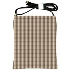 Pattern Background Stripes Karos Shoulder Sling Bags