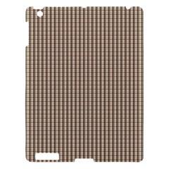 Pattern Background Stripes Karos Apple iPad 3/4 Hardshell Case