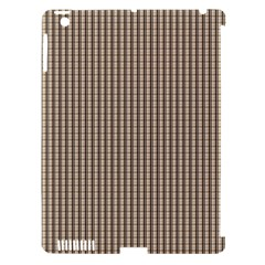 Pattern Background Stripes Karos Apple iPad 3/4 Hardshell Case (Compatible with Smart Cover)