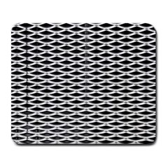 Expanded Metal Facade Background Large Mousepads