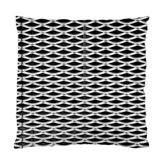 Expanded Metal Facade Background Standard Cushion Case (One Side)