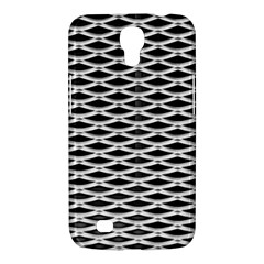 Expanded Metal Facade Background Samsung Galaxy Mega 6 3  I9200 Hardshell Case