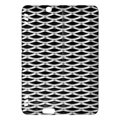 Expanded Metal Facade Background Kindle Fire Hdx Hardshell Case