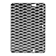 Expanded Metal Facade Background Kindle Fire HDX 8.9  Hardshell Case
