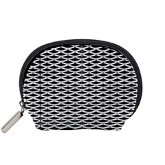Expanded Metal Facade Background Accessory Pouches (Small)