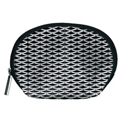 Expanded Metal Facade Background Accessory Pouches (medium)