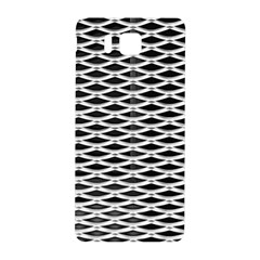 Expanded Metal Facade Background Samsung Galaxy Alpha Hardshell Back Case