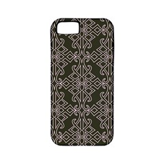 Line Geometry Pattern Geometric Apple Iphone 5 Classic Hardshell Case (pc+silicone)