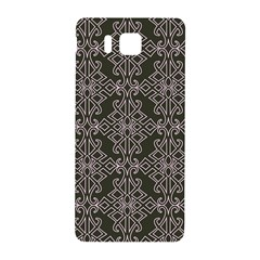 Line Geometry Pattern Geometric Samsung Galaxy Alpha Hardshell Back Case