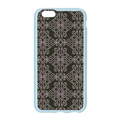 Line Geometry Pattern Geometric Apple Seamless iPhone 6/6S Case (Color)