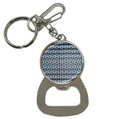 Texture Pattern Metal Button Necklaces