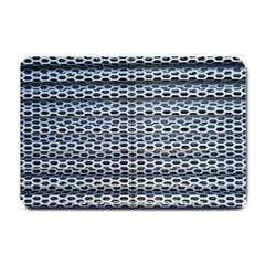 Texture Pattern Metal Small Doormat